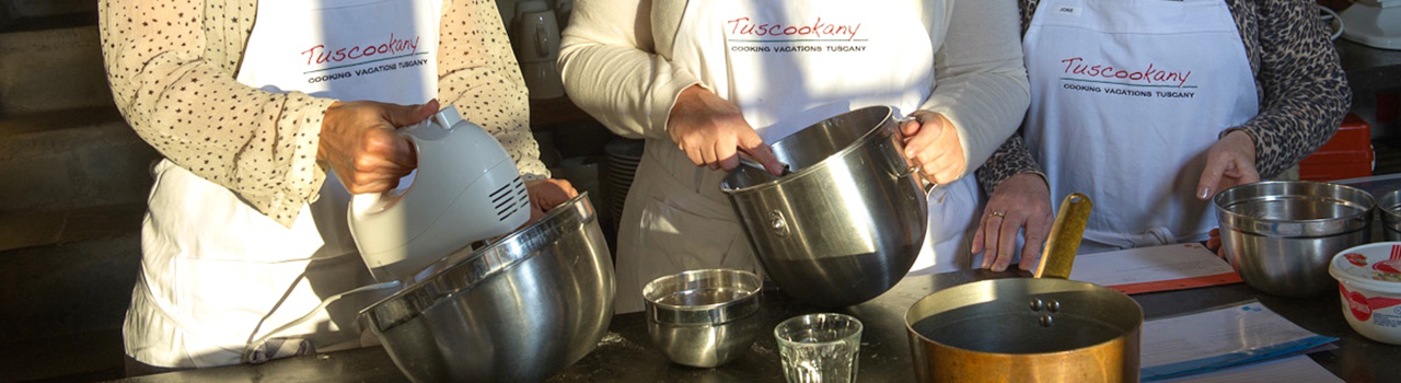 Tuscookany, cooking vacations Tuscany