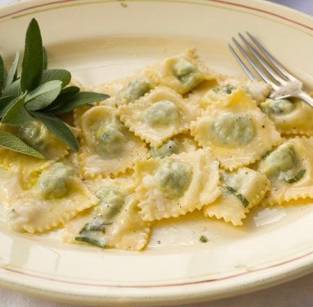 Learn to cook ravioli at Tuscookany cooking classes in Tuscany