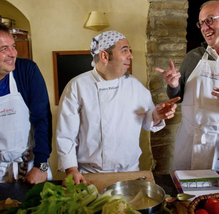 Tuscookany cooking classes in Tuscany