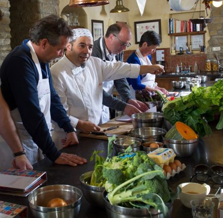 Vegan and Vegetarian cooking classes in Tuscany
