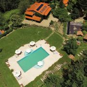 Casa Ombuto in Tuscany with solar heated swimming pool