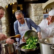 Have fun and learn to cook on the Tuscookany cooking lessons in Italy