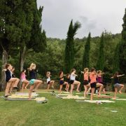 cooking classes in Tuscany at the Tuscookany cooking school in Italy and fitness