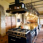 Kitchen in Torre del Tartufo