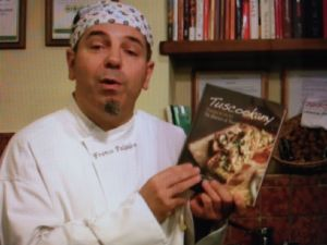 The flavours of Tuscany chef Franco