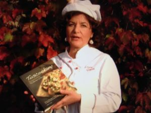 The flavours of Tuscany chef Laura