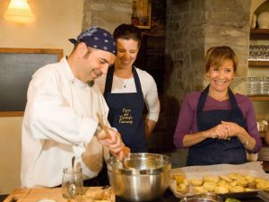 Cooking course Torre del Tartufo