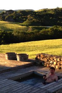 Bellorcia Hot Tub with spectacular view