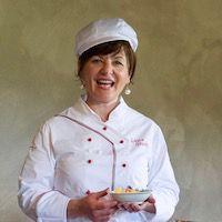 Bellorcia chef Laura at Tuscookany