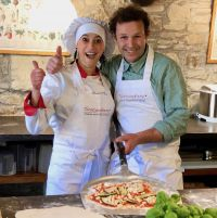 Tuscookany chef Alice Mediterranean cooking vacation in Tuscany at Casa Ombuto
