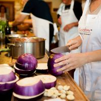 Have fun and learn to cook in Tuscany at Tuscookany cooking school