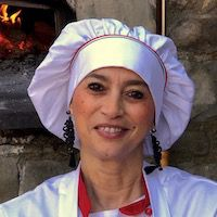 Chef Alice Mediterranean cooking classes in Italy