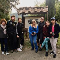 Tuscookany hiking and cooking in Tuscany