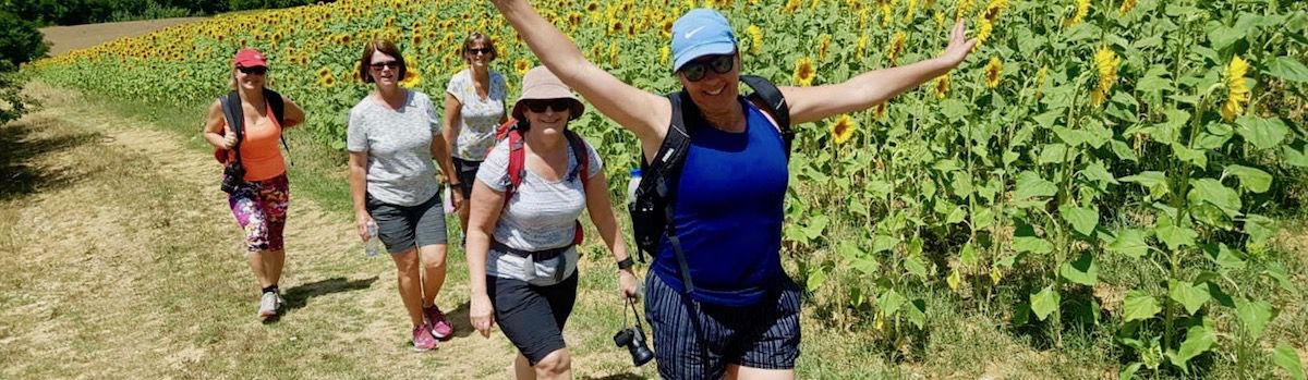 Have fun and learn to cook and hike in Tuscany at Tuscookany cooking school in Italy