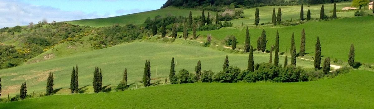 Tuscookany Bellorcia Val d'Orcia in Tuscany