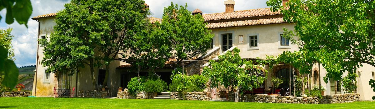 Tuscookany Bellorcia garden and villa