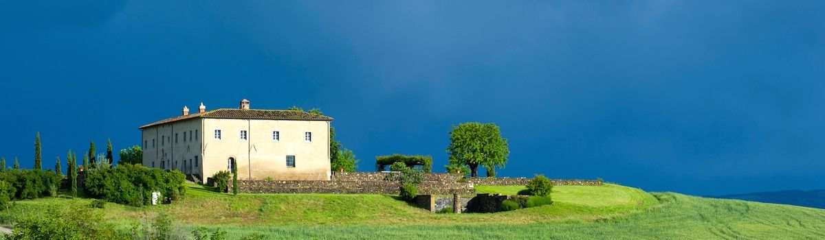 Tuscookany Bellorcia in the Val d'Orcia