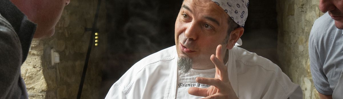 Tuscookany chef Franco cooking holidays in Italy