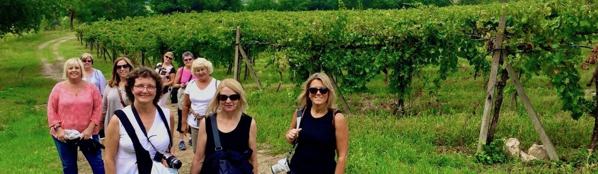 Walk in Tuscany and learn to cook at Tuscookany cooking classes in Italy