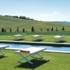 Bellorcia pool and view