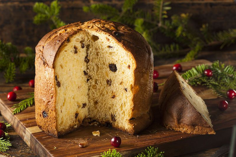 Want to impress friends and family, bake a fluffy Italian Panettone!