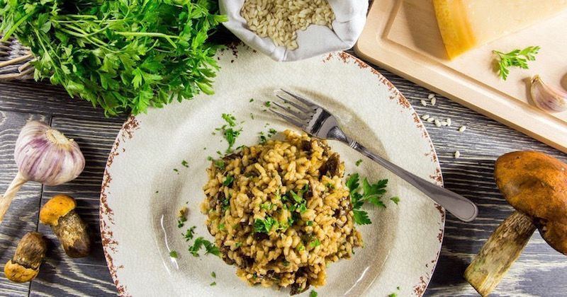 Risotto: A classic Italian dish that changes with the seasons