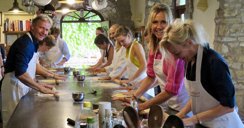 Win a cooking vacation of a life time for two at Tuscookany!