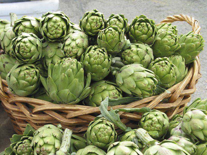 7 Things you did not know about Artichokes.