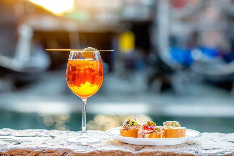 Aperitivo: an Italian tradition you're about to love
