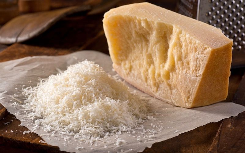 Find out why Parmigiano Reggiano is called The King Of Cheese