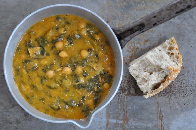 What do you know about Chickpeas and how they are prepared