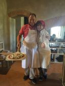 Wonderful Tuscany Cookery school Extavanganza at Bellorcia