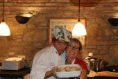 Amazing! - A Fantastic Cooking Experience at Casa Ombuto in Tuscany